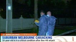 Melbourne Man Beaten Unconscious In Vicious