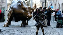 Man In Suit Humping 'Fearless Girl' Statue Is Why We Need