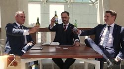 Coopers Says It Didn't Sponsor That Weird Marriage Ad With Tim Wilson And Andrew