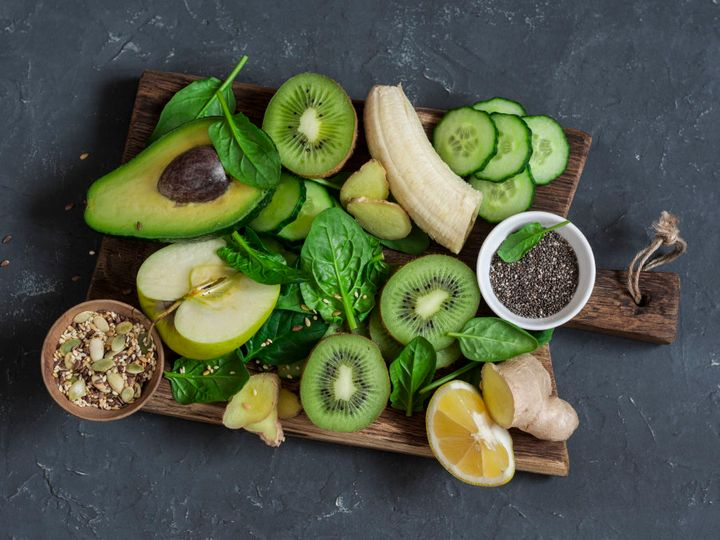The trick is to use flavour combos that mask the greenness.