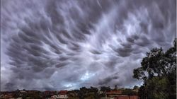 Sydney Misses The Worst Of The Storm As Central NSW Gets A