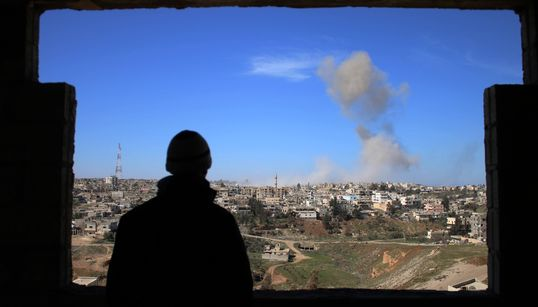 The Human Toll Of Syria's Bloody Conflict Numbers In The Hundreds Of