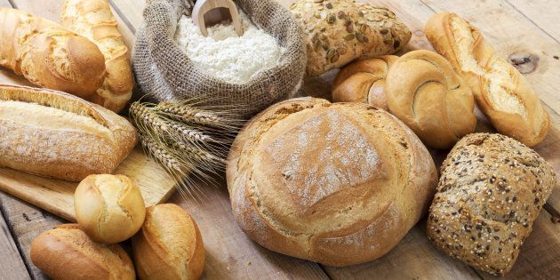 There's been a growing trend to cut out foods containing gluten.