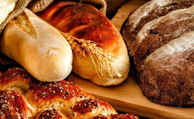 Gluten is found in wheat, barley and rye.
