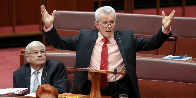Malcolm Roberts has unloaded on the