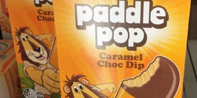 Paddle Pop 'Caramel Choc Dip' Flavour Is Back And