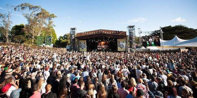 Falls Festival organisers will face a class action for those involved in a stampede at the event in