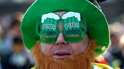Happy St Patrick's Day, Please Leave Your Sentimentality At The