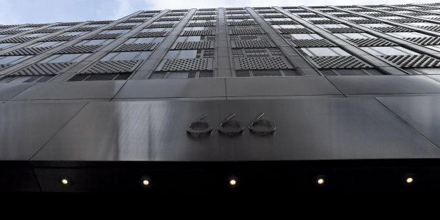 The building owned by the family of President Donald Trump's son-in-law, Jared Kushner, at 666 Fifth...