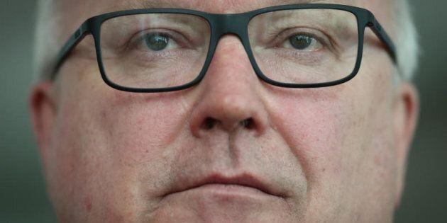 Attorney-General George Brandis now wants to see Mark Dreyfus'