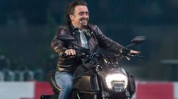 Former Top Gear Host Richard Hammond Knocked Out In Horror Motorbike