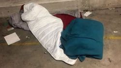 Airport Staff Sleeping On Site In 'Third-World'