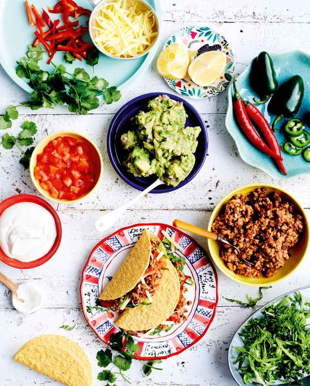 Love Tacos, Eggplant Parma And Caesar Salad? Try These Vegan