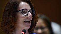 Julia Gillard Named BeyondBlue