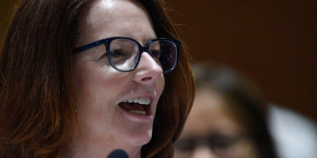 Julia Gillard takes the reins in