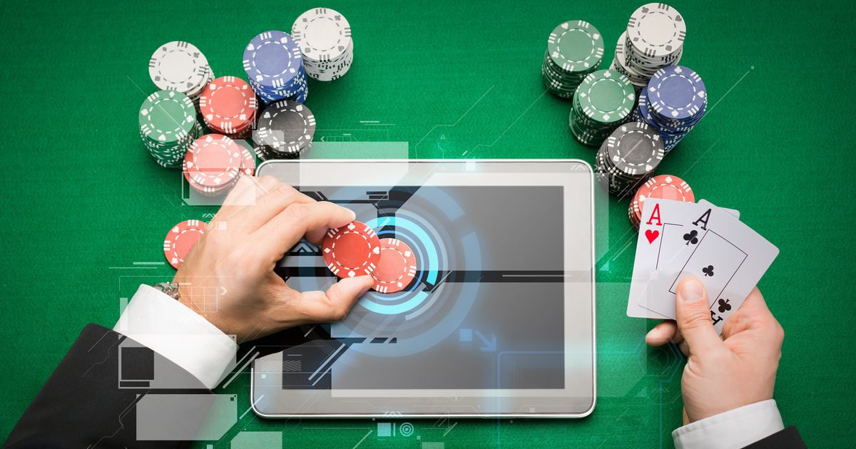 Betting online poker sports line betting explained