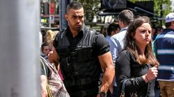 Mystery Man With A Gun Walked Down Bourke Street Days After