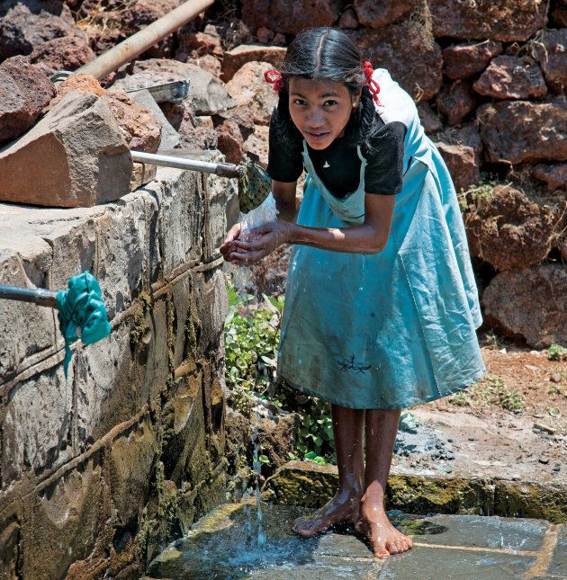 WaterAid aim to tackle the crisis from all angles. They work with local partners to deliver clean water and toilets and promote good hygiene, and campaign to make change happen for everyone, everywhere.
