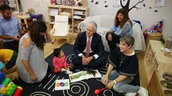 Senate Hours Extended As Government Hopes To Push Through $1.6 Billion Childcare