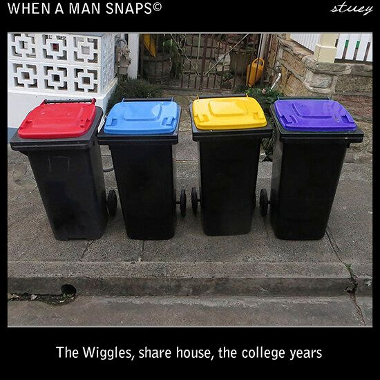 Exclusive Pic Of The Wiggles Before They Were Wheelie