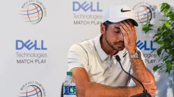 Jason Day Breaks Down Over Mum's Cancer As He Withdraws From Golf