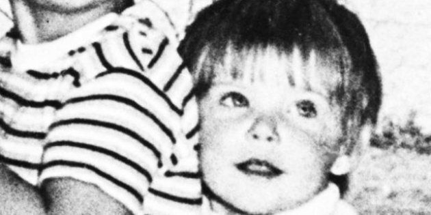 Three-year-old Cheryl Grimmer went missing in
