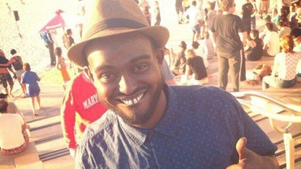 Mohamud Muketar's father desribed the 31-year-old as happy and