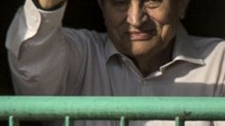 Egypt's Hosni Mubarak Freed After 6 Years In Prison And