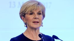 Trump Has Embraced Coalition Effort To Defeat Islamic State, Julie Bishop