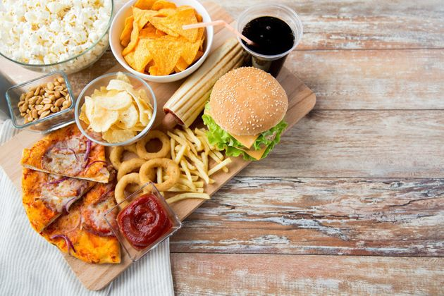 Processed foods can exacerbate digestion