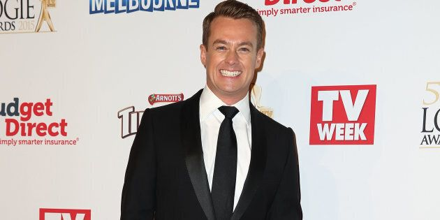 The Gold Logie winner posted a sincere thanks to everyone who assisted during his crash on
