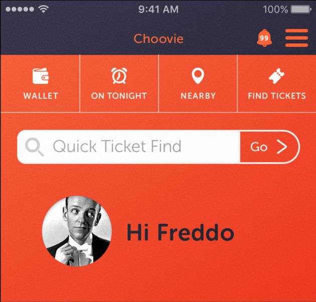 Choovie plans to personalise recommendations to you the more you