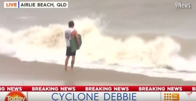 Queensland Premier 'Appalled' By Cyclone Boogie