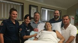 This Miracle Baby Girl Was Born During Cyclone Debbie And Everyone Is