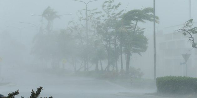 Cyclone Debbie has taken its toll on northern