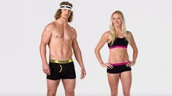 We Asked This Sassy Ski Champ To Translate Her Cheeky Undies Ad