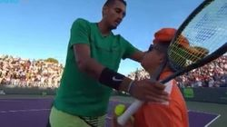 Hats Off To Nick Kyrgios For This Touching Act Which Was Totally
