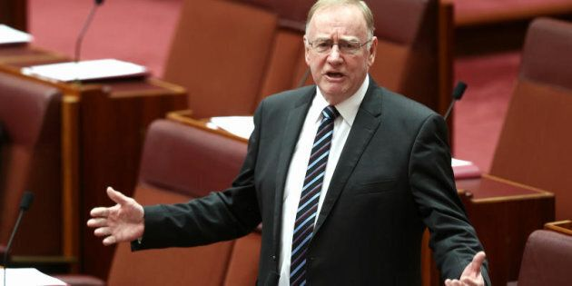 Senator Ian Macdonald did NOT appear in a Sydney court today. He was in the