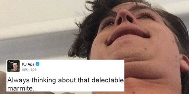 Cole Sprouse Hacked His 'Riverdale' Co-Star's Twitter And It Was