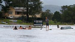 Flood Threat Shifts To Rockhampton As Crisis Continues In NSW And