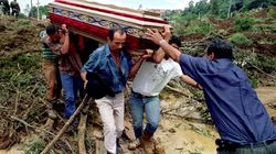 Flooding And Mudslides Kill At Least 254 People In