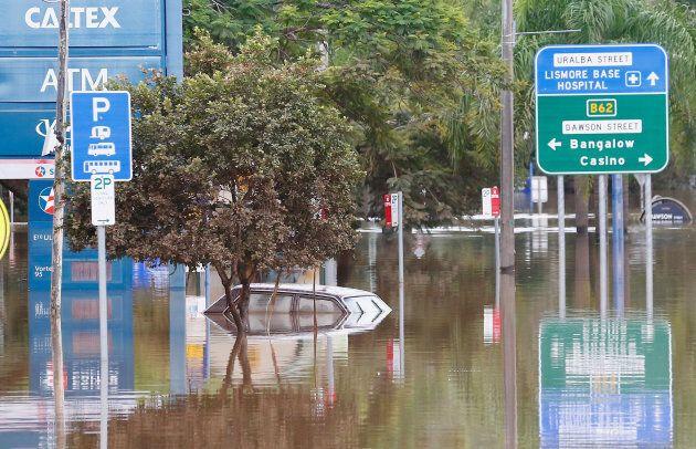 Floods in Lismore