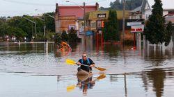 Why Rockhampton Is About To Flood, Despite No Rain For