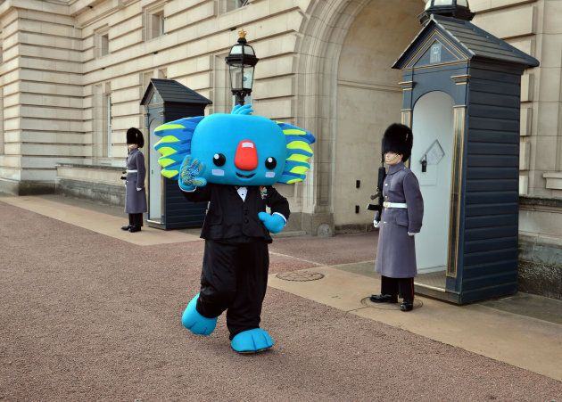 In terms of mascot design, we think it's time for a little changing of the guard.
