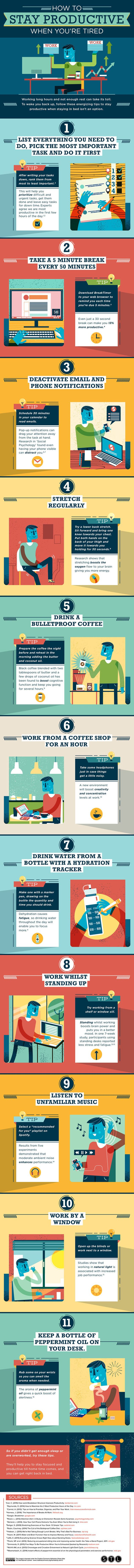 How To Actually Be Productive When You're Really