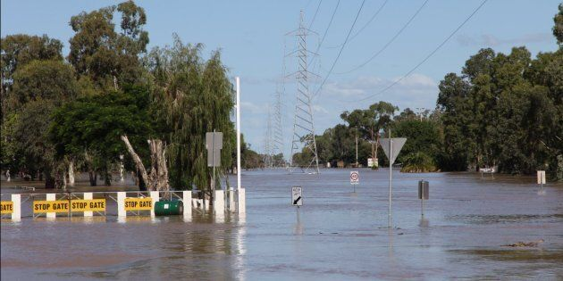 Rockhampton is preparing itself for further flooding from the Fitzroy