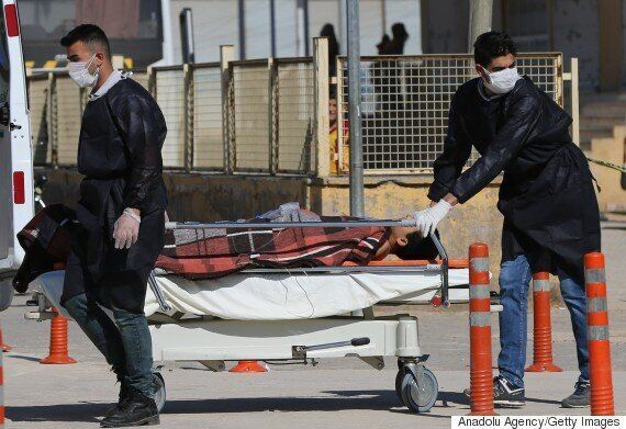 Dozens Dead In Suspected Gas Attack In