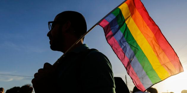Internet Comes For Bigot Who Claims Gays 'Stole The Rainbow From