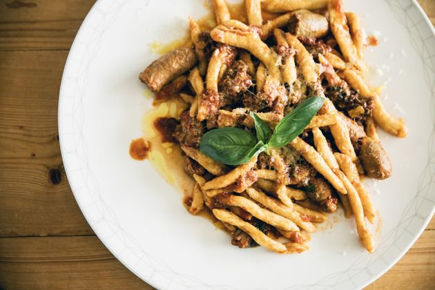 Autumn Is Here, And So Is This Easy Homemade Pasta With