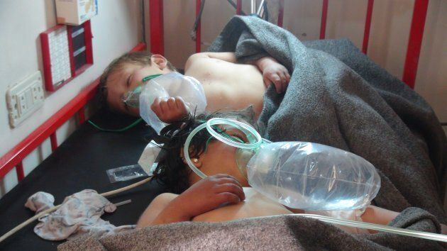 'There'll Be All Hell To Pay' If Syrian Govt Is Behind Gas Attack: